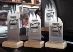 Pokale für Borkener Grillmeisterschaft 2017